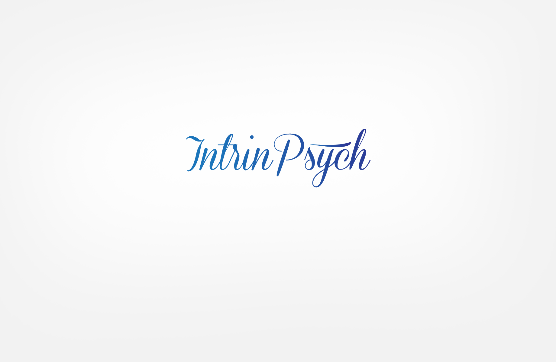 Logo Design by Jan Chua - Entry No. 76 in the Logo Design Contest New Logo Design for IntrinPsych.