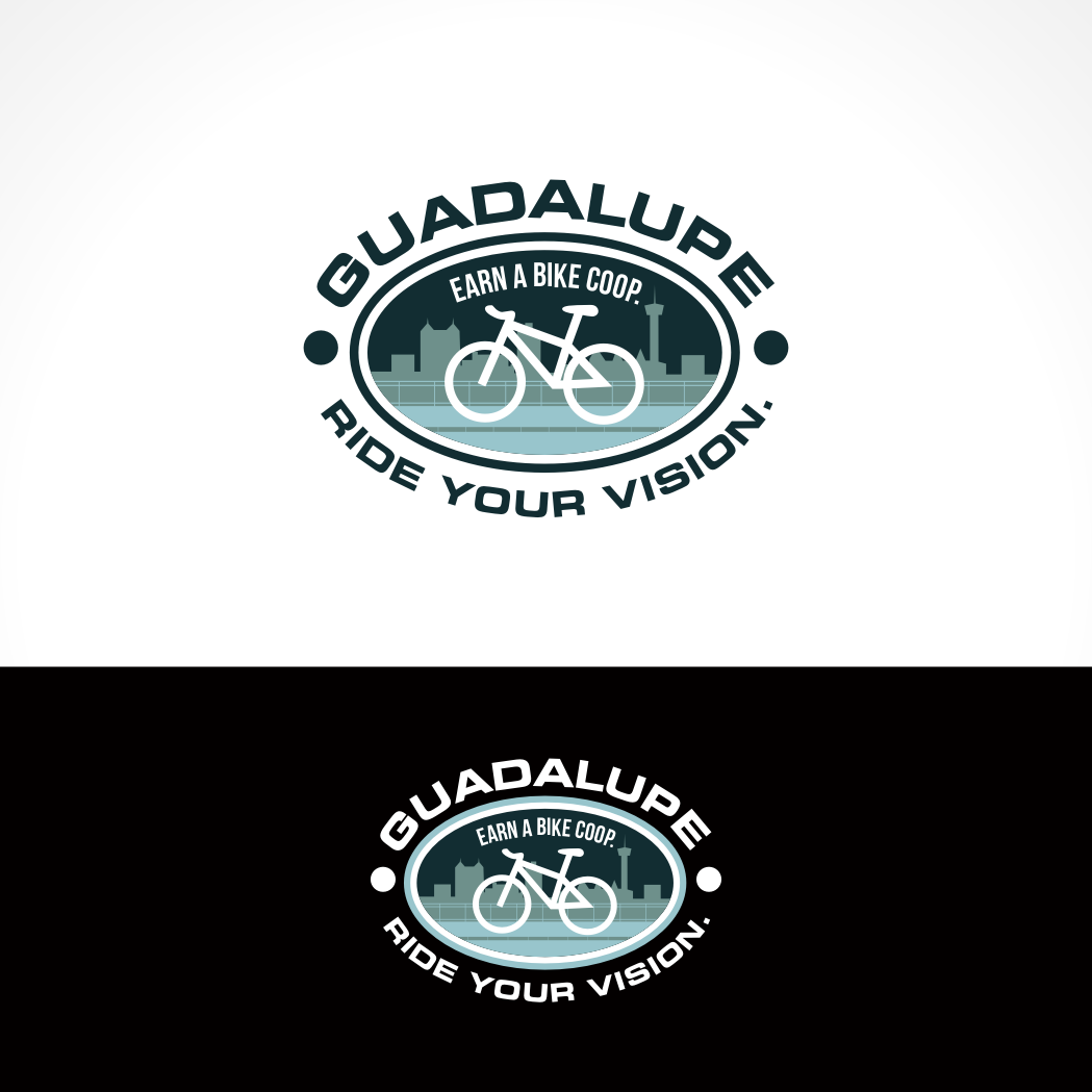 Logo Design by Private User - Entry No. 76 in the Logo Design Contest Inspiring Logo Design for Guadalupe Earn a Bike Coop..