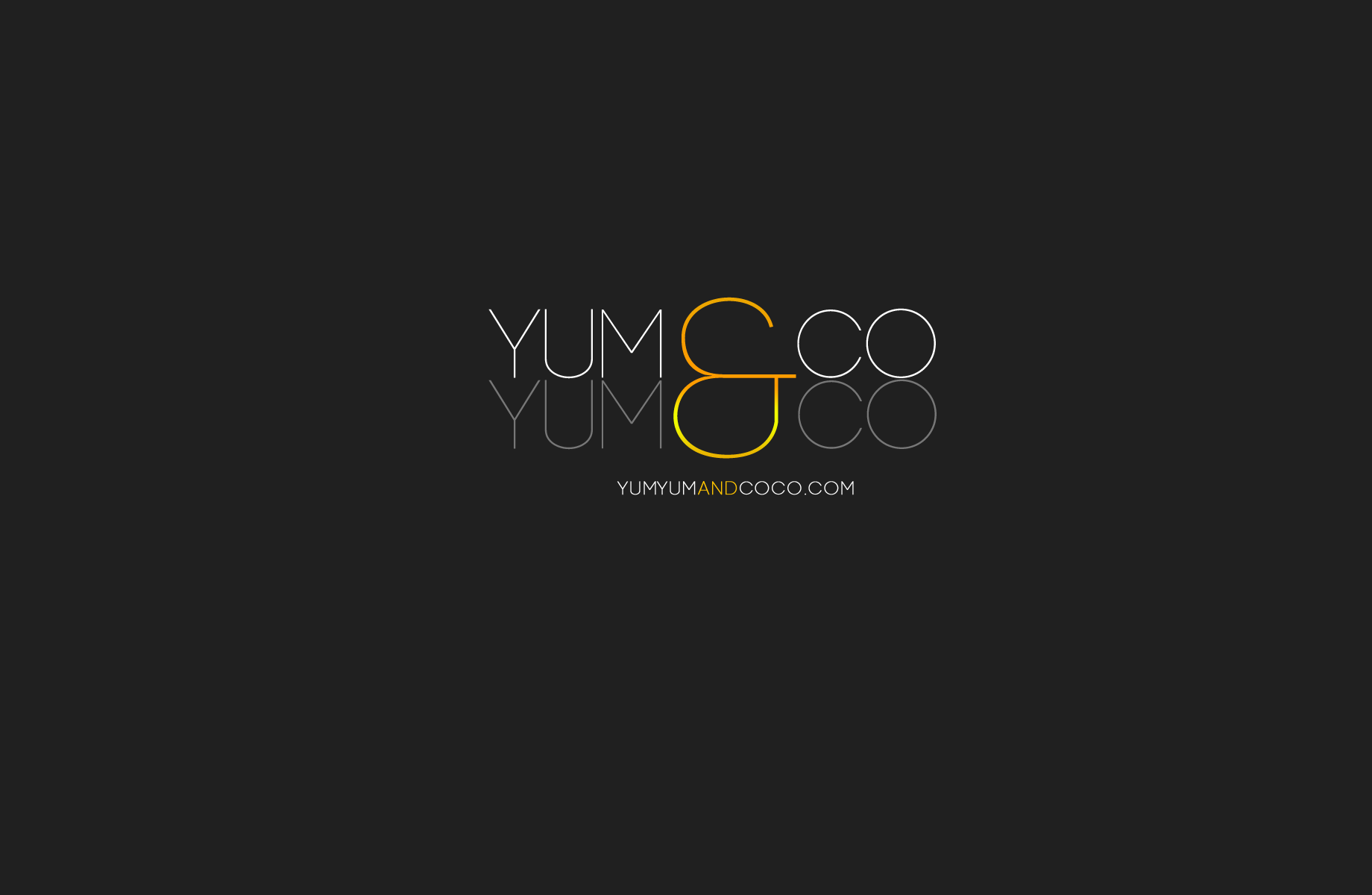 Logo Design by Jan Chua - Entry No. 67 in the Logo Design Contest Logo Design for YumYum & CoCo.