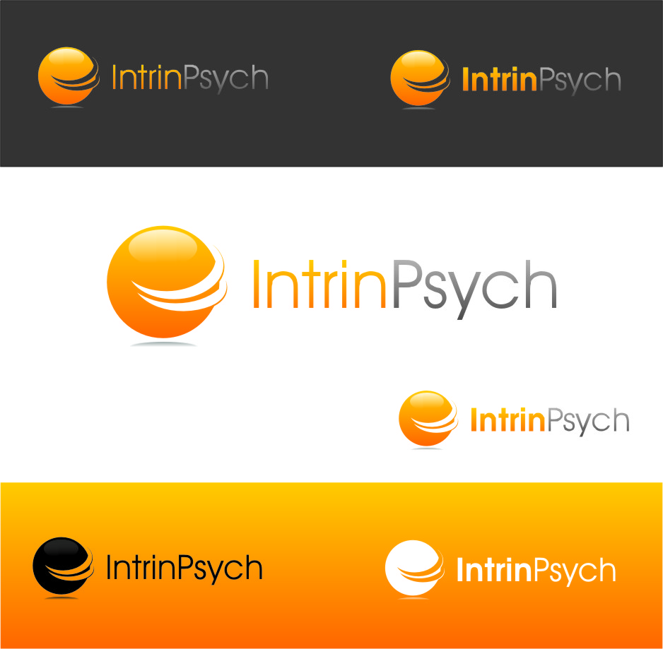 Logo Design by RoSyid Rono-Rene On Java - Entry No. 96 in the Logo Design Contest New Logo Design for IntrinPsych.