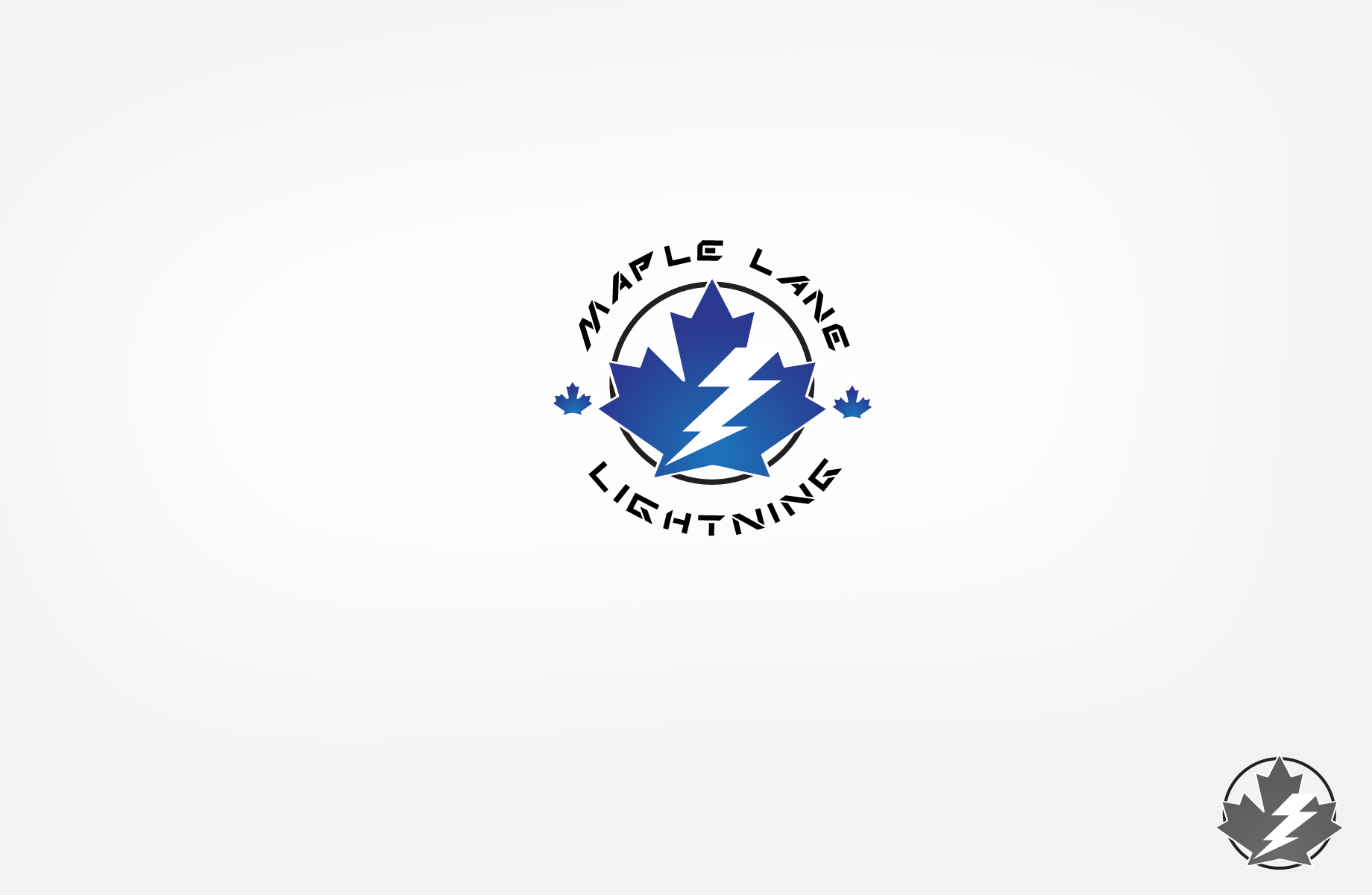 Logo Design by Jan Chua - Entry No. 32 in the Logo Design Contest Maple Lane Logo Design.