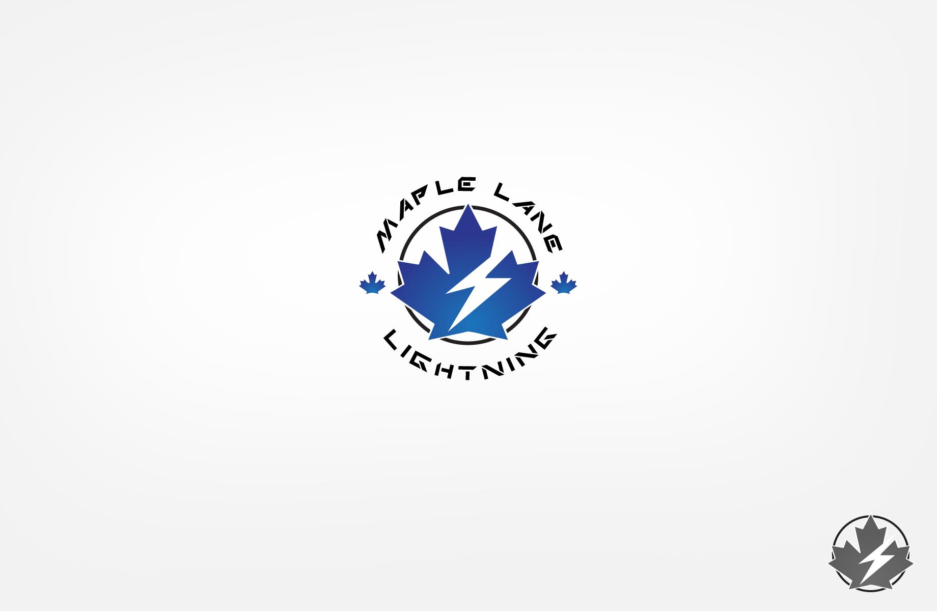 Logo Design by Jan Chua - Entry No. 36 in the Logo Design Contest Maple Lane Logo Design.