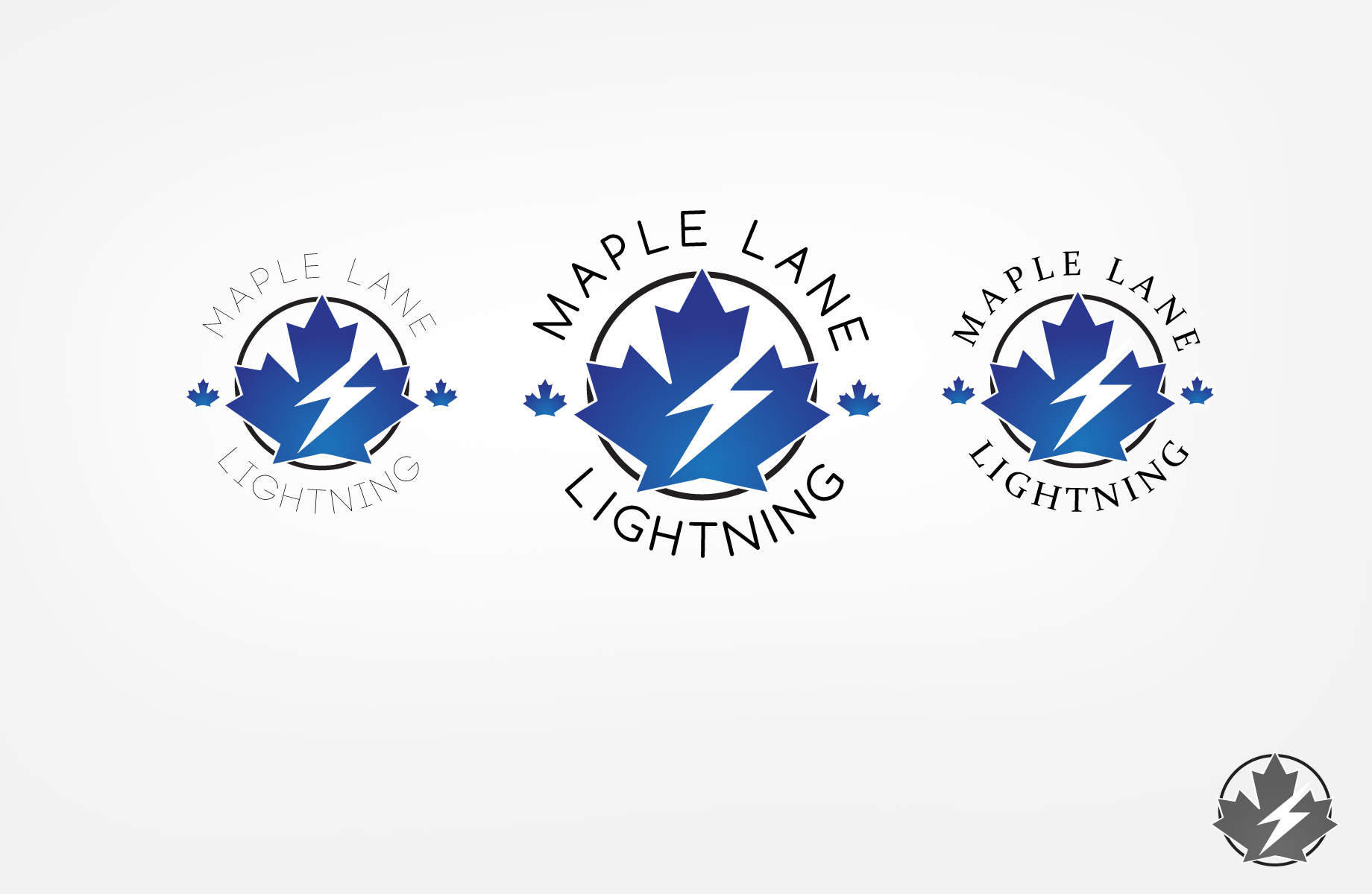 Logo Design by Jan Chua - Entry No. 37 in the Logo Design Contest Maple Lane Logo Design.