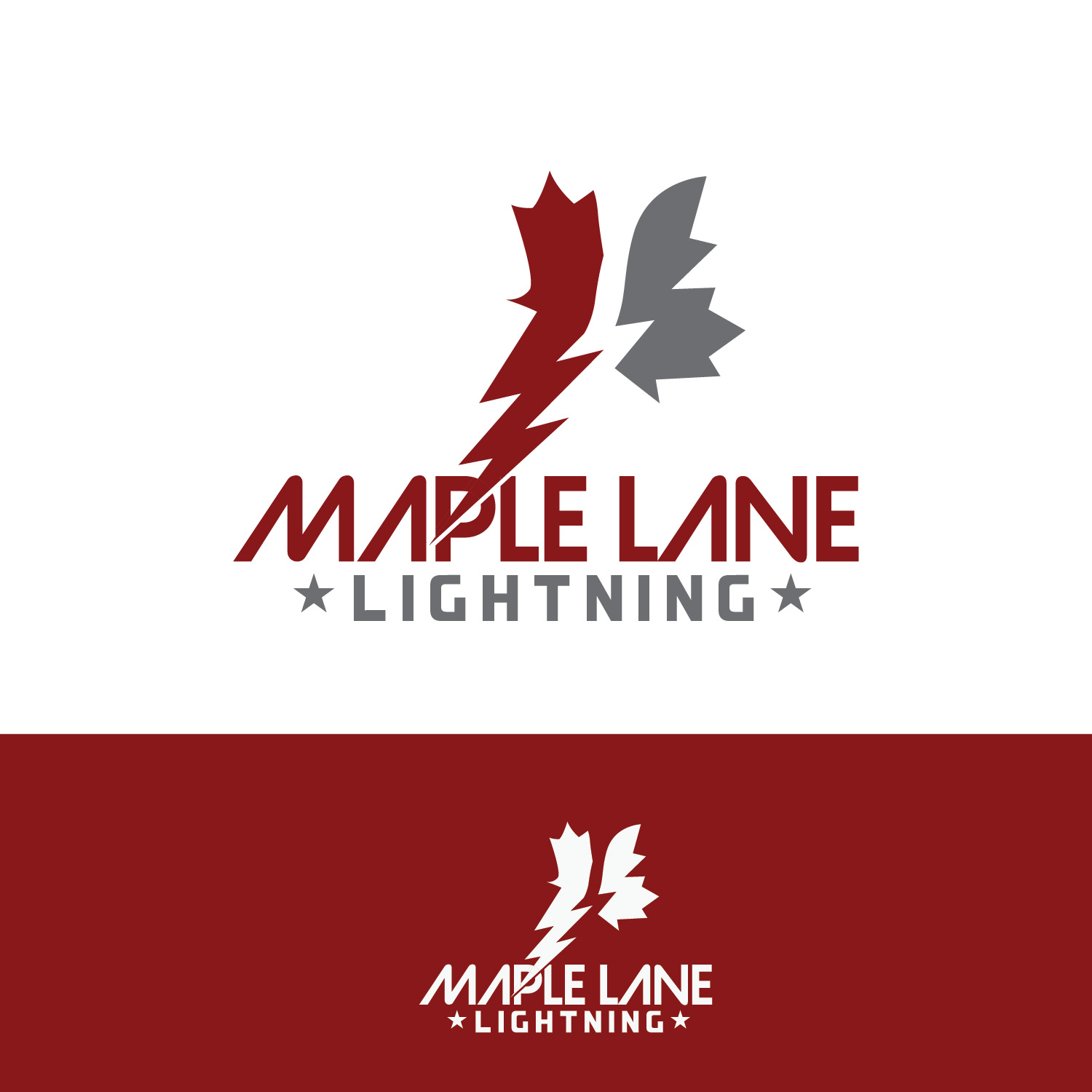Logo Design by lagalag - Entry No. 38 in the Logo Design Contest Maple Lane Logo Design.
