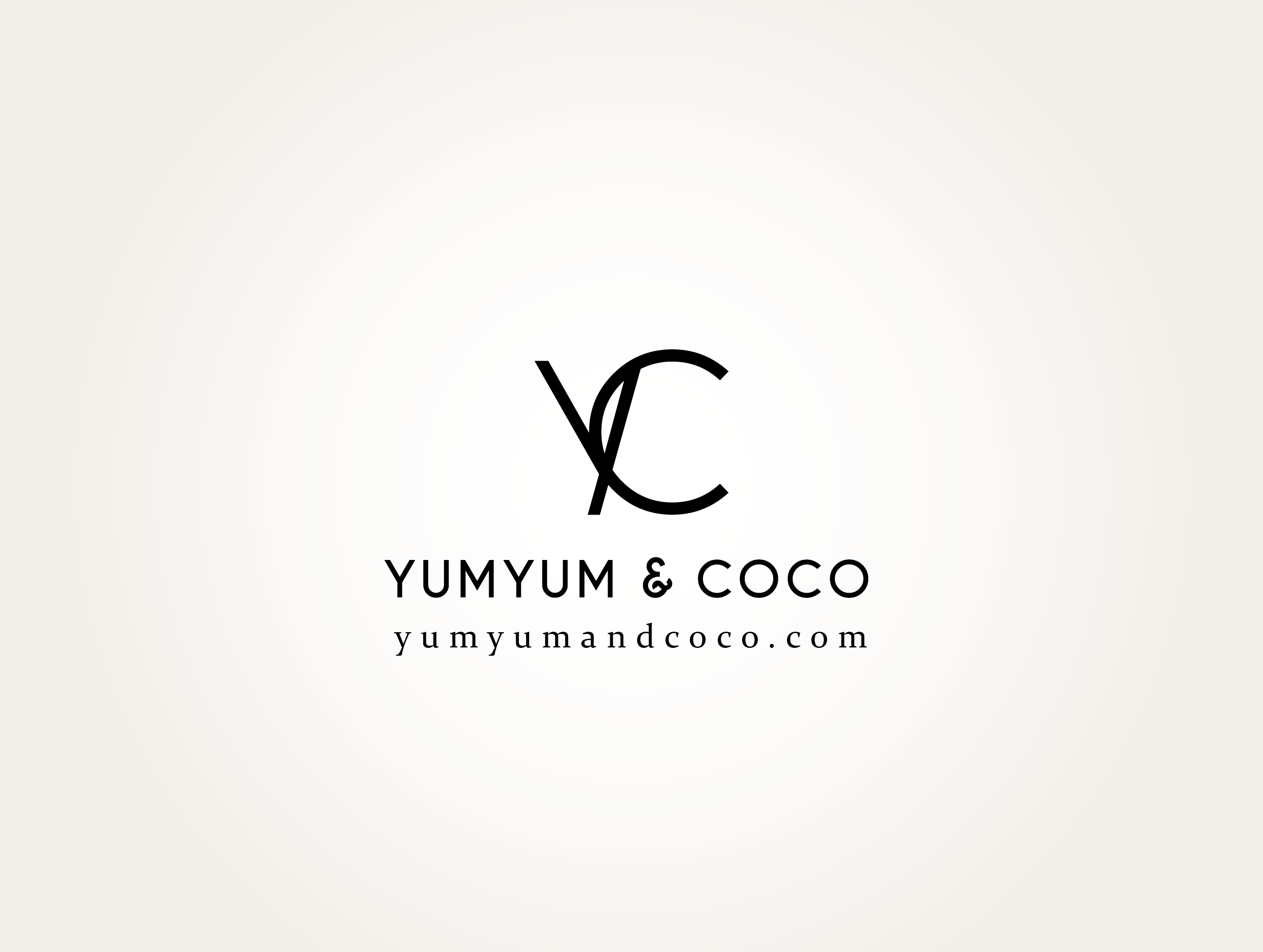 Logo Design by Son Graphics - Entry No. 79 in the Logo Design Contest Logo Design for YumYum & CoCo.
