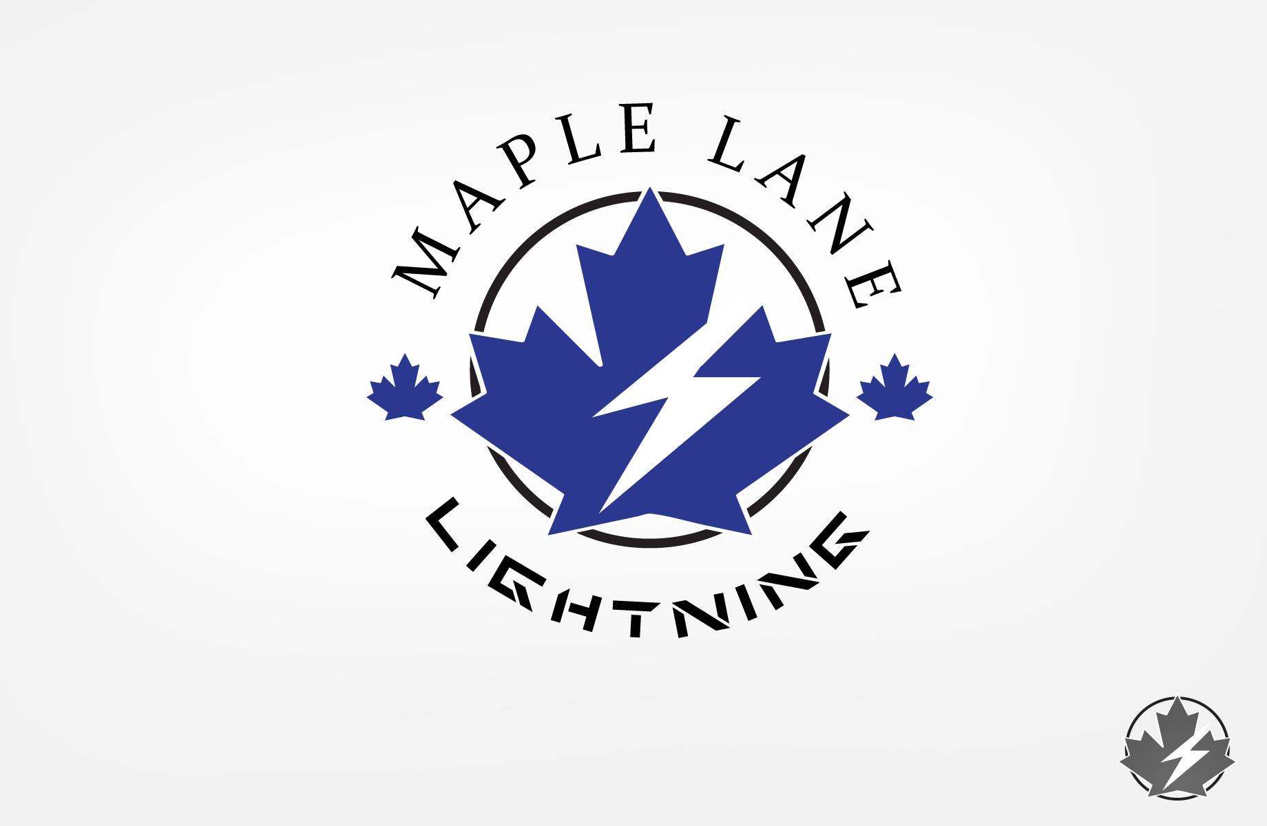 Logo Design by Jan Chua - Entry No. 40 in the Logo Design Contest Maple Lane Logo Design.