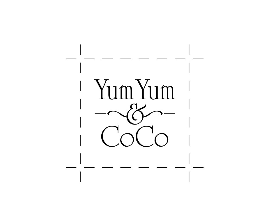 Logo Design by untung - Entry No. 81 in the Logo Design Contest Logo Design for YumYum & CoCo.