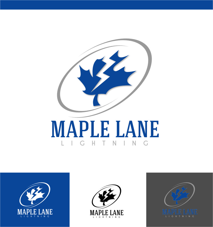Logo Design by RoSyid Rono-Rene On Java - Entry No. 50 in the Logo Design Contest Maple Lane Logo Design.