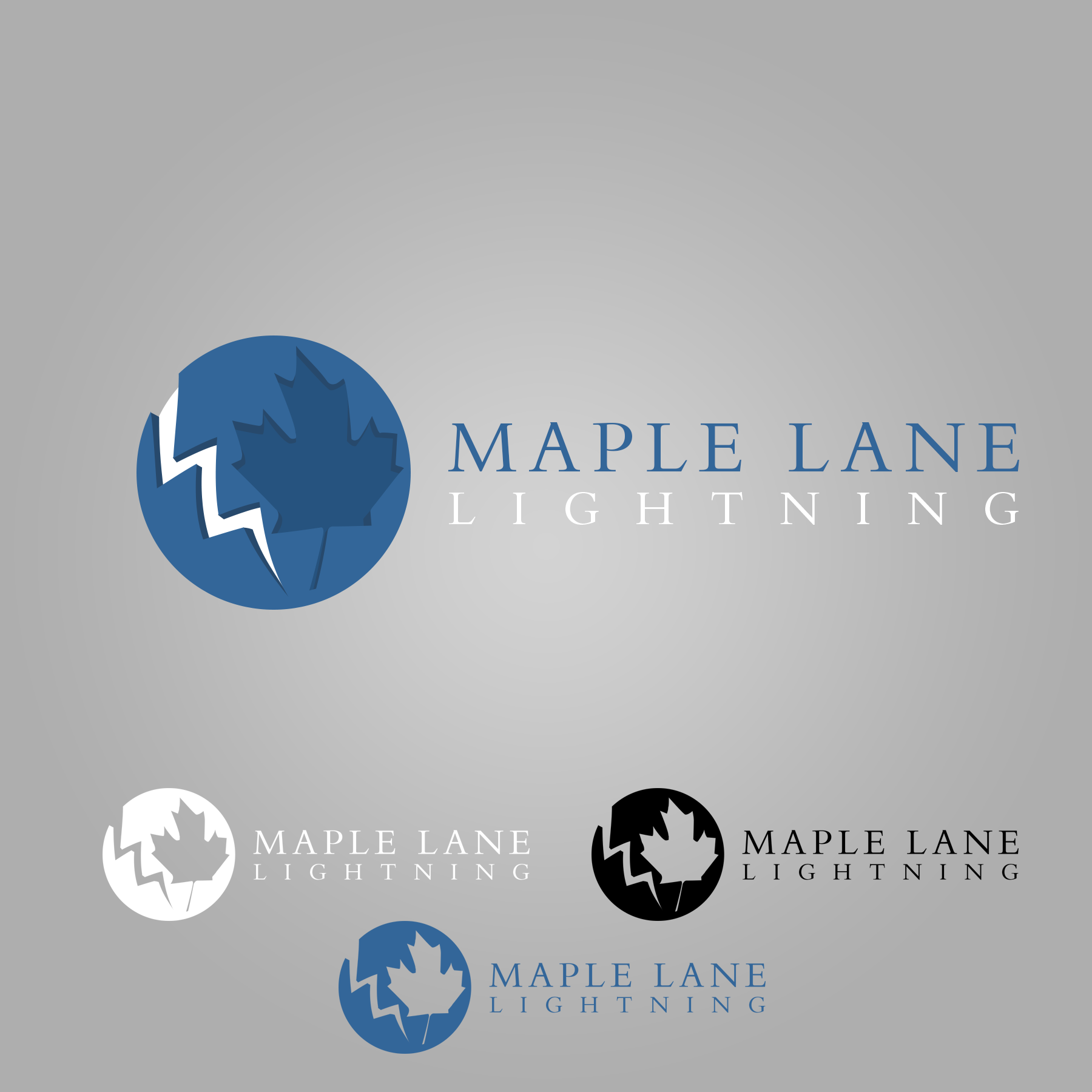 Logo Design by Lemuel Arvin Tanzo - Entry No. 52 in the Logo Design Contest Maple Lane Logo Design.