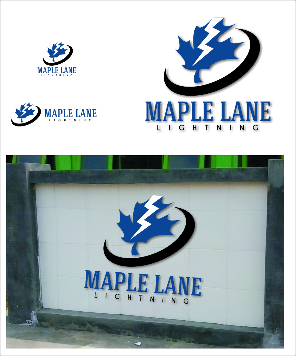 Logo Design by RasYa Muhammad Athaya - Entry No. 53 in the Logo Design Contest Maple Lane Logo Design.