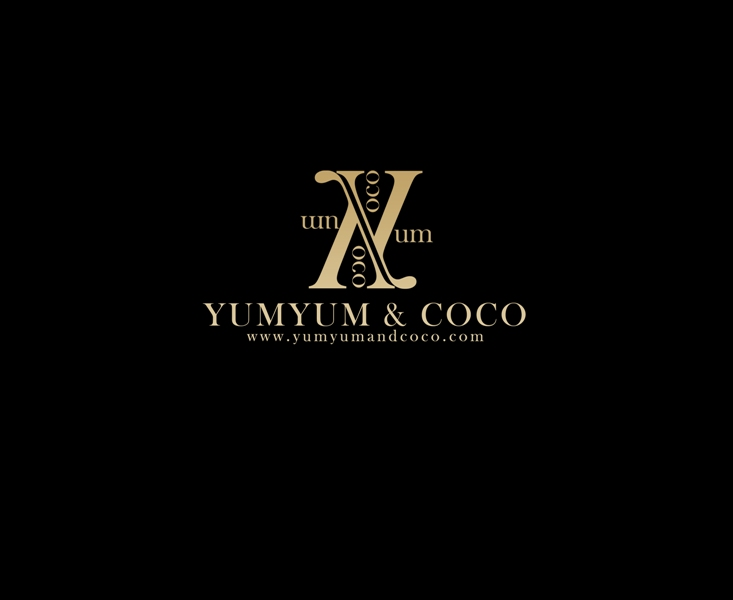 Logo Design by Juan_Kata - Entry No. 102 in the Logo Design Contest Logo Design for YumYum & CoCo.