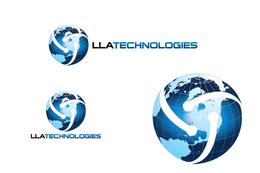 Logo Design by Private User - Entry No. 4 in the Logo Design Contest Inspiring Logo Design for LLA Technologies Inc..