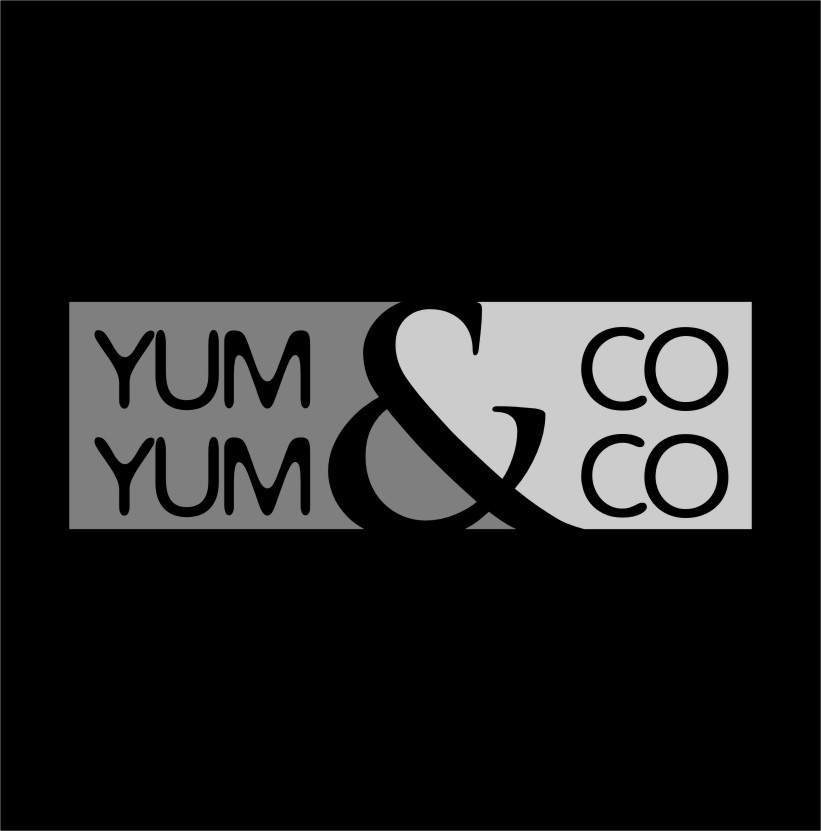 Logo Design by RasYa Muhammad Athaya - Entry No. 107 in the Logo Design Contest Logo Design for YumYum & CoCo.