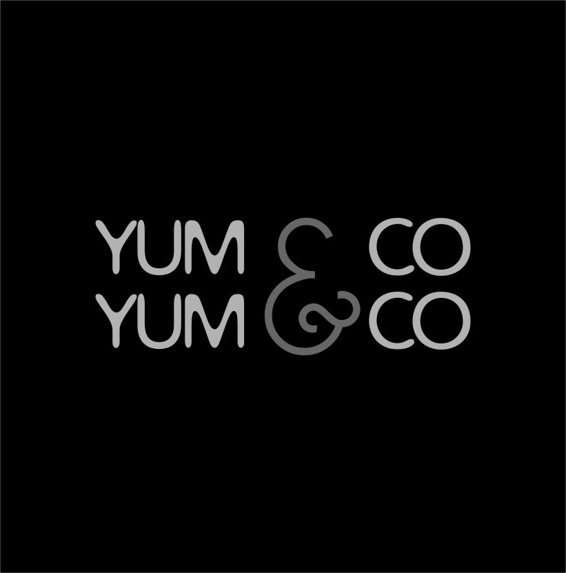 Logo Design by RasYa Muhammad Athaya - Entry No. 108 in the Logo Design Contest Logo Design for YumYum & CoCo.