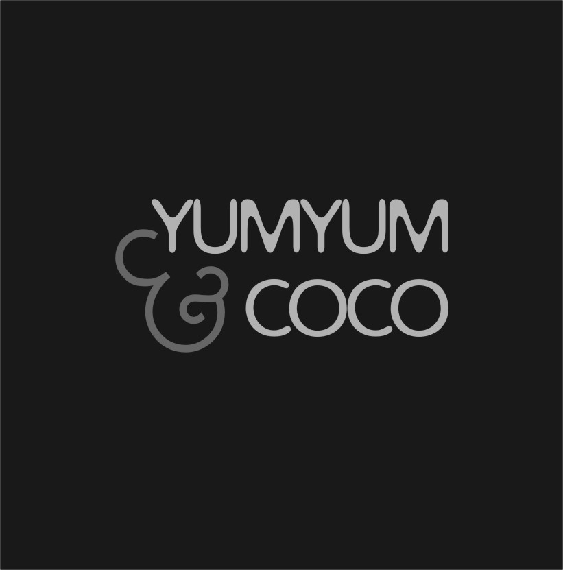Logo Design by Ngepet_art - Entry No. 110 in the Logo Design Contest Logo Design for YumYum & CoCo.