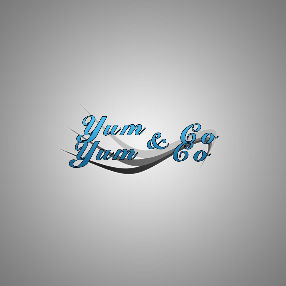 Logo Design by Viral Ramani - Entry No. 112 in the Logo Design Contest Logo Design for YumYum & CoCo.