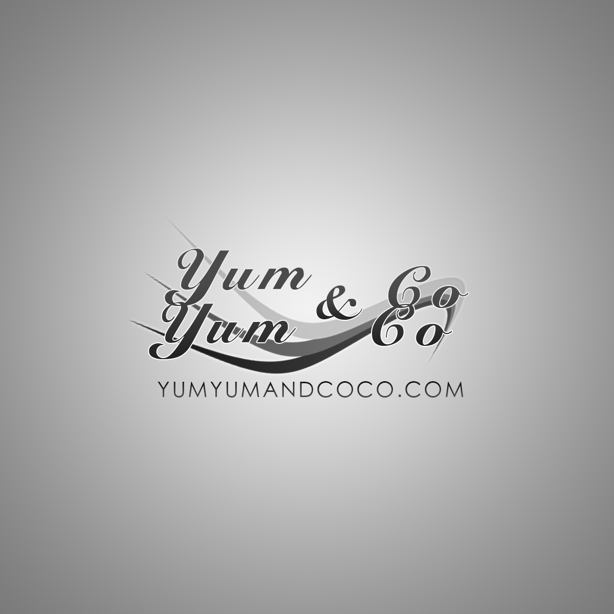 Logo Design by Viral Ramani - Entry No. 114 in the Logo Design Contest Logo Design for YumYum & CoCo.