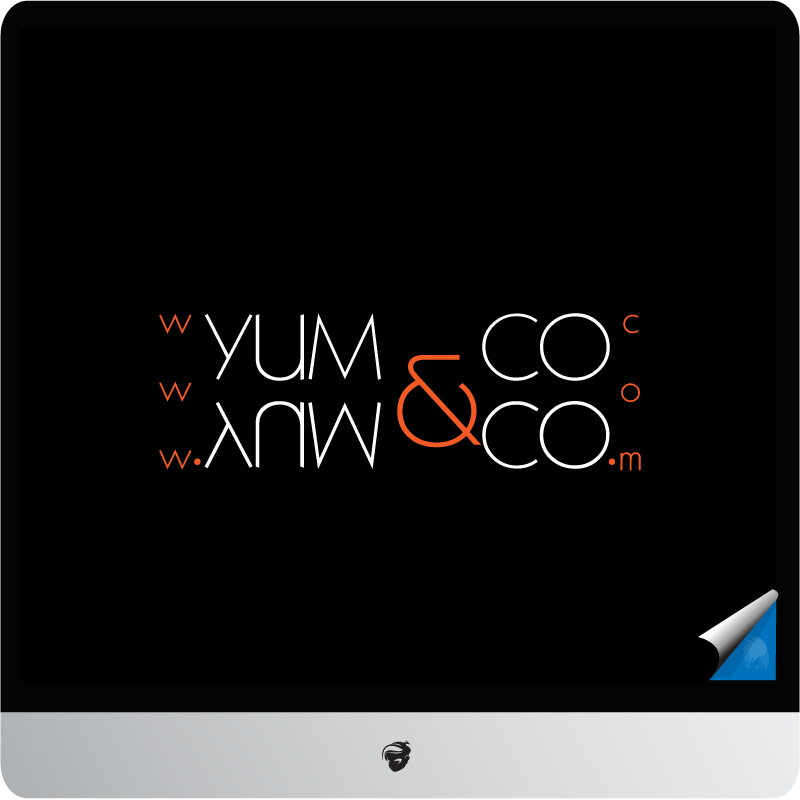 Logo Design by zesthar - Entry No. 115 in the Logo Design Contest Logo Design for YumYum & CoCo.
