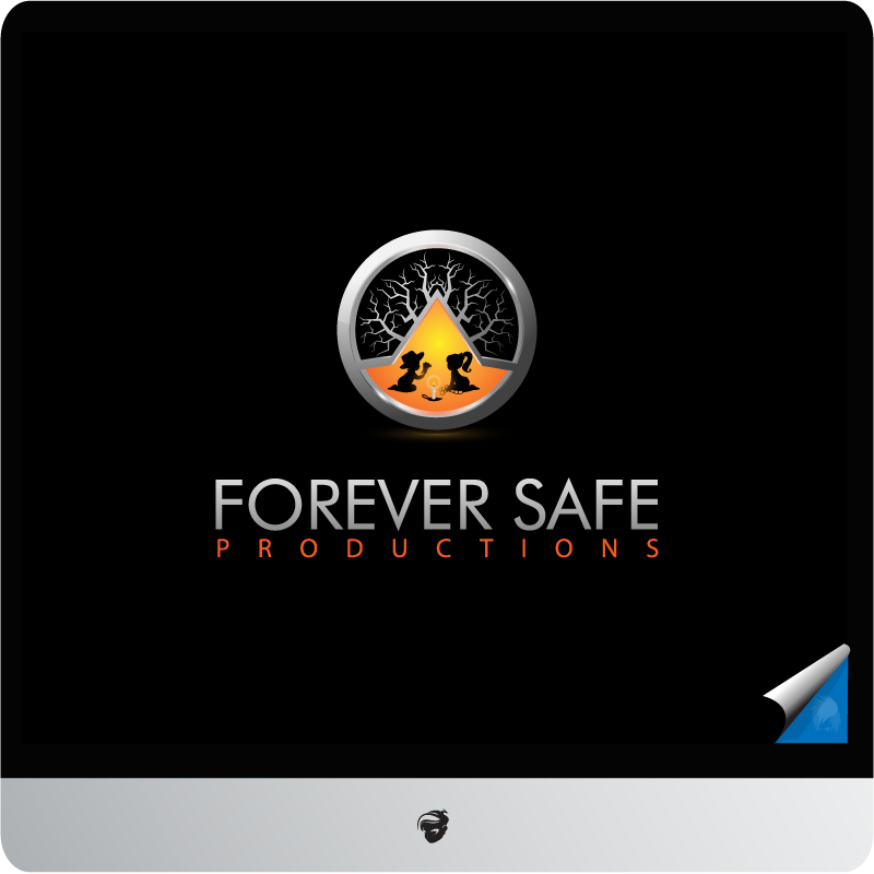 Logo Design by zesthar - Entry No. 29 in the Logo Design Contest Inspiring Logo Design for Forever Safe Productions.