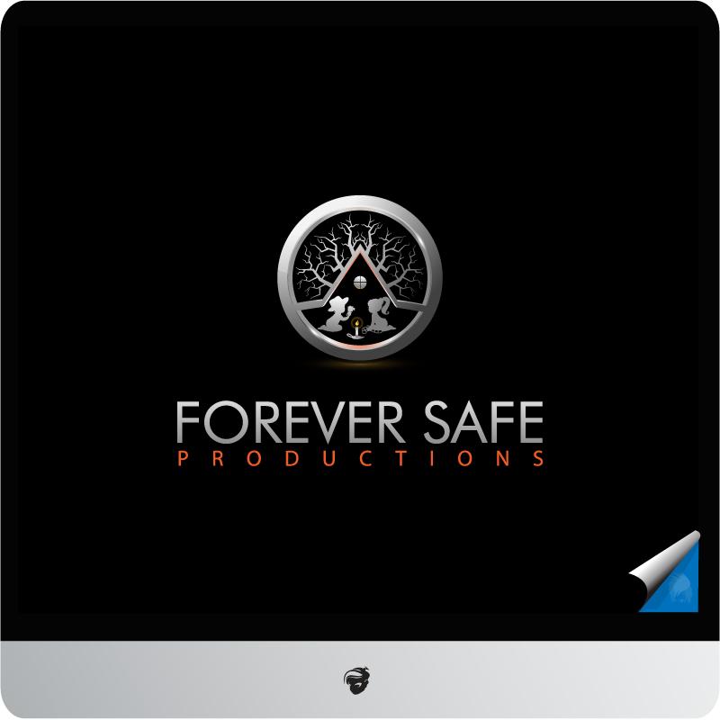 Logo Design by zesthar - Entry No. 30 in the Logo Design Contest Inspiring Logo Design for Forever Safe Productions.