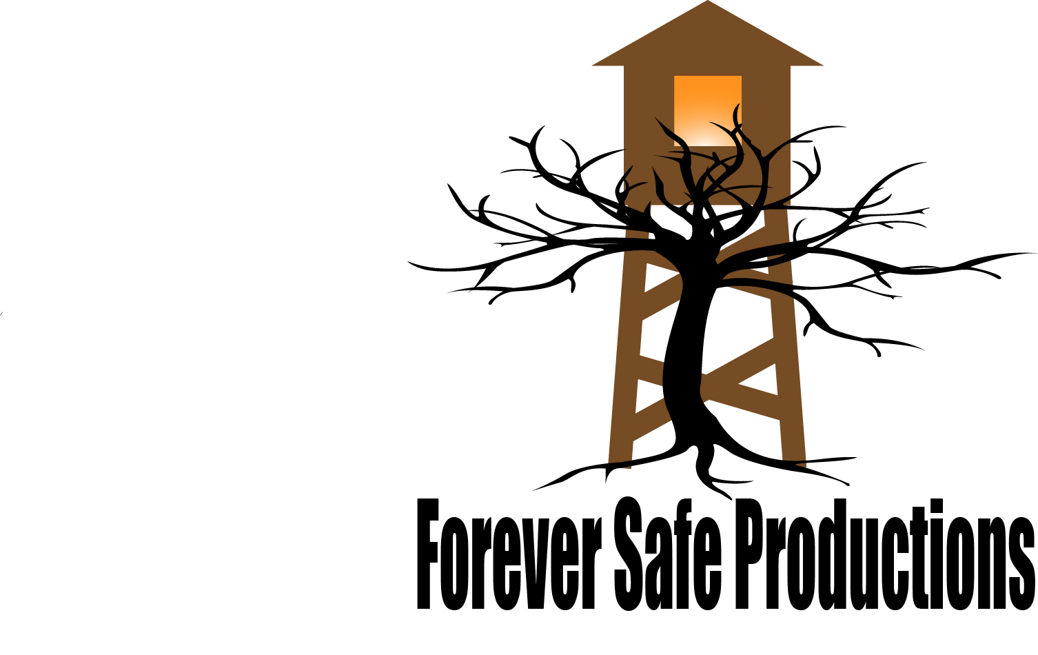 Logo Design by Jonathan Aclado - Entry No. 31 in the Logo Design Contest Inspiring Logo Design for Forever Safe Productions.