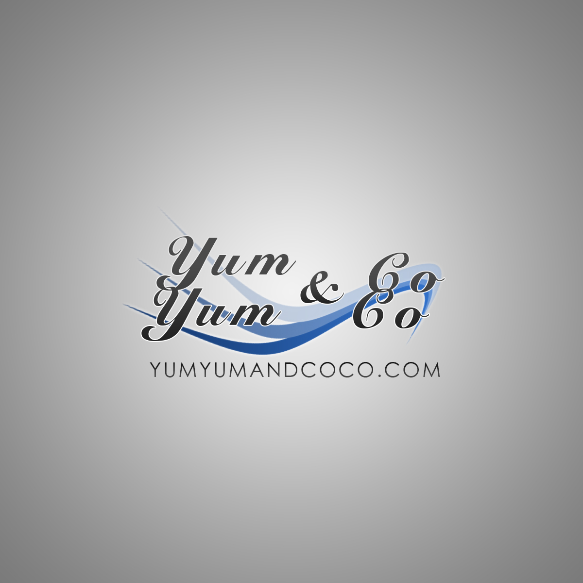Logo Design by Viral Ramani - Entry No. 116 in the Logo Design Contest Logo Design for YumYum & CoCo.
