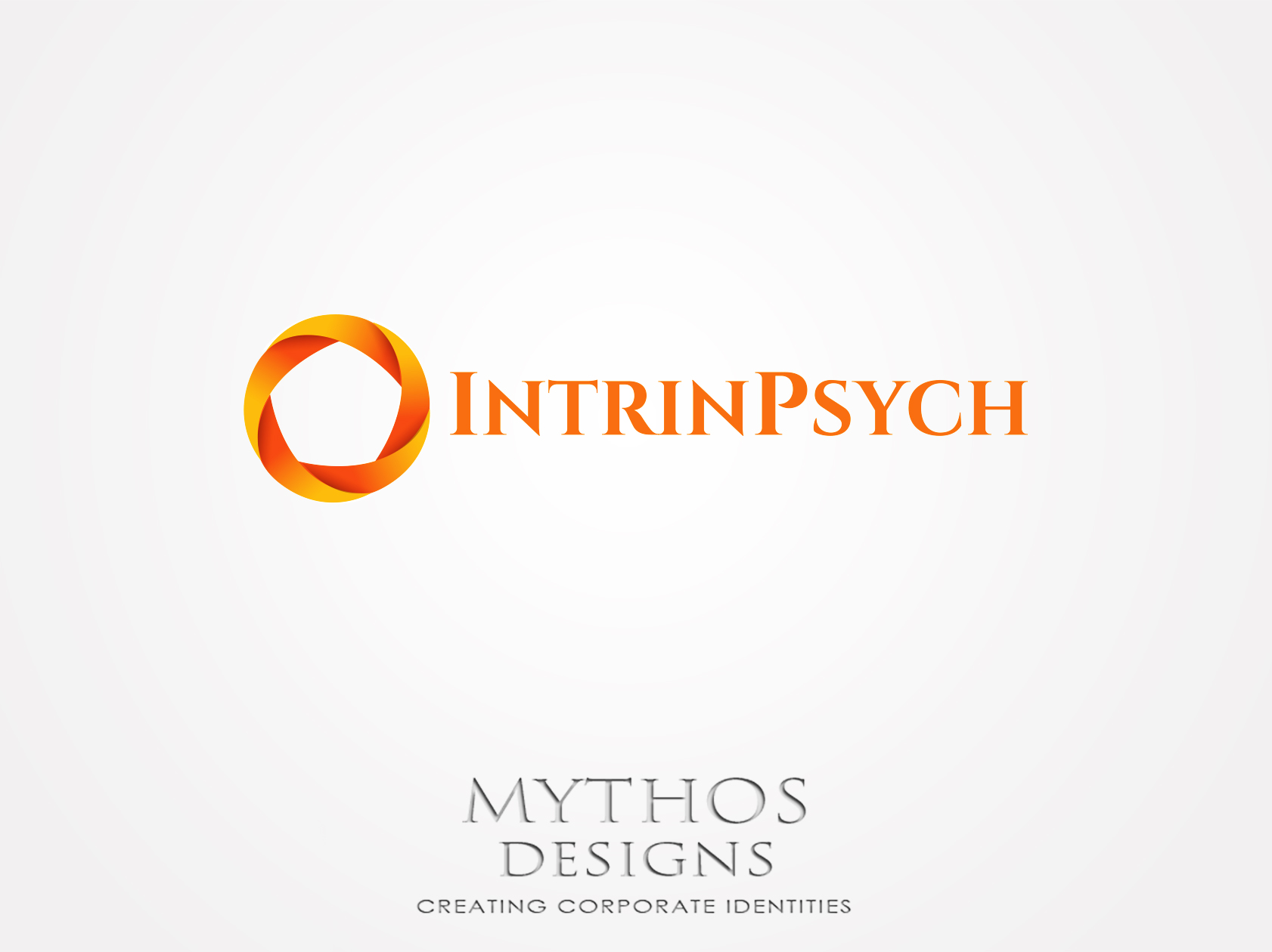 Logo Design by Mythos Designs - Entry No. 109 in the Logo Design Contest New Logo Design for IntrinPsych.