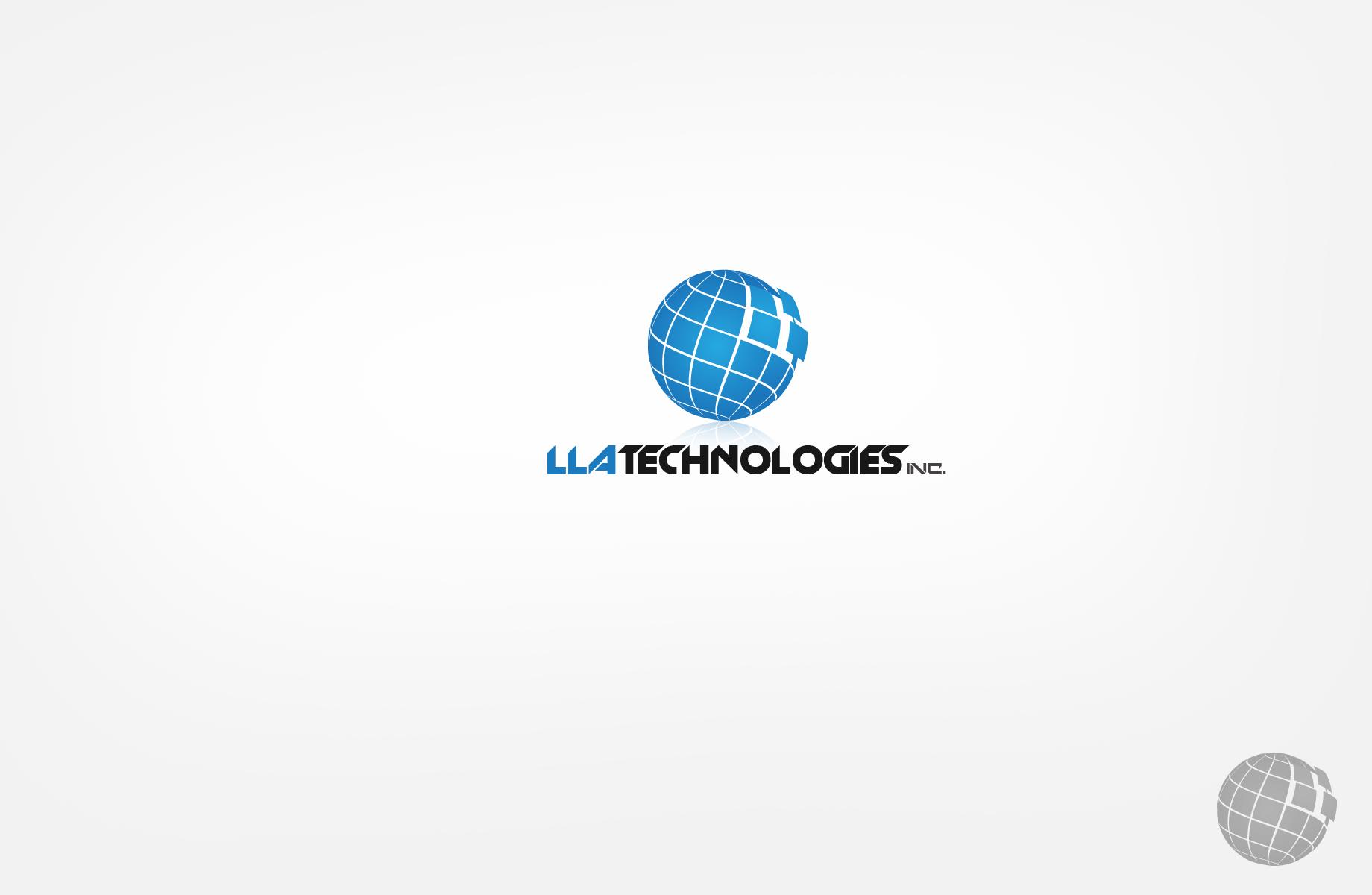 Logo Design by Jan Chua - Entry No. 8 in the Logo Design Contest Inspiring Logo Design for LLA Technologies Inc..