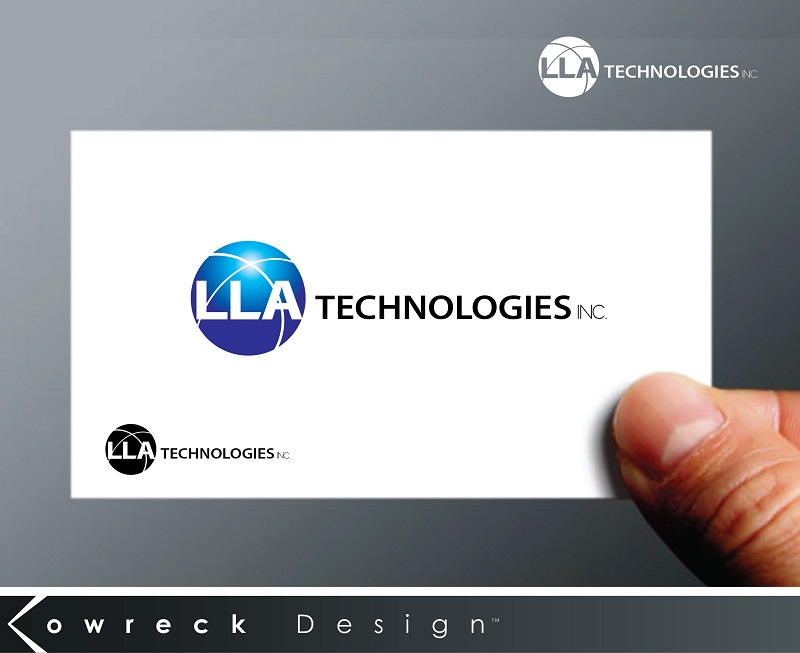 Logo Design by kowreck - Entry No. 10 in the Logo Design Contest Inspiring Logo Design for LLA Technologies Inc..