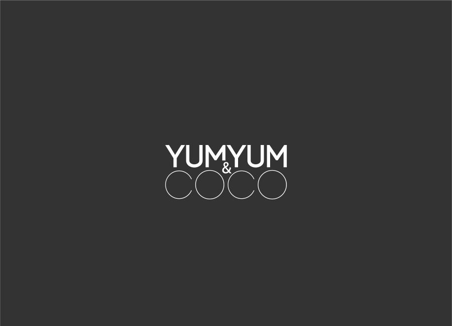 Logo Design by Jorge Sardon - Entry No. 119 in the Logo Design Contest Logo Design for YumYum & CoCo.