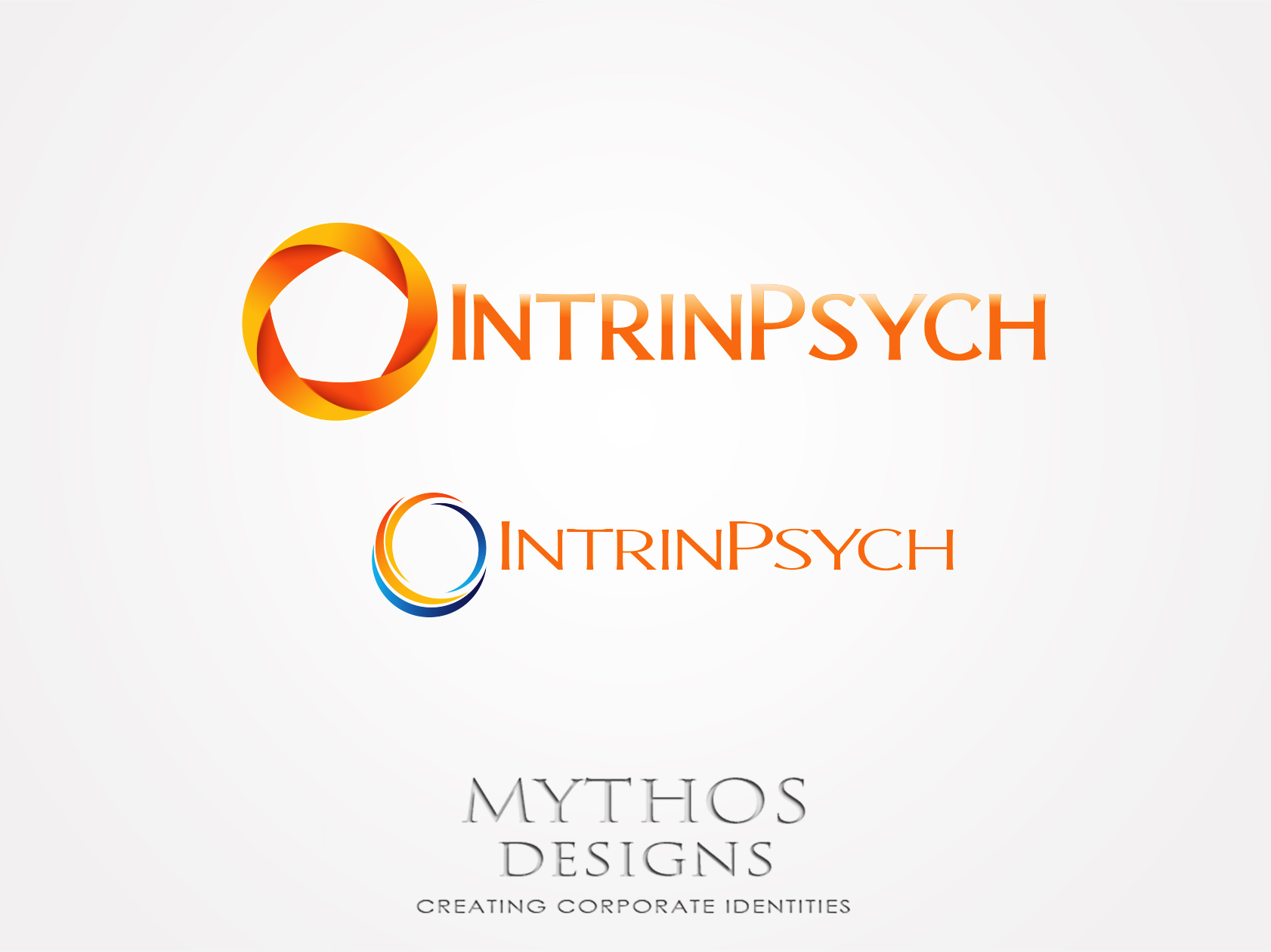 Logo Design by Mythos Designs - Entry No. 112 in the Logo Design Contest New Logo Design for IntrinPsych.