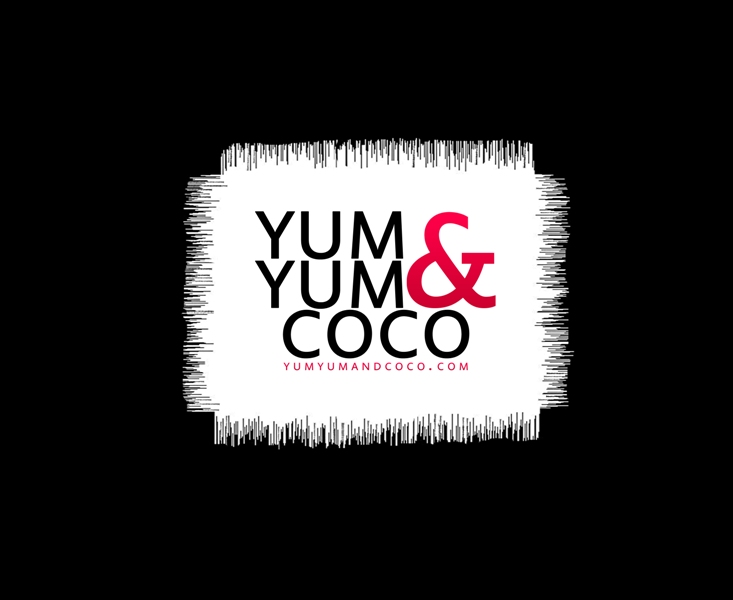 Logo Design by Juan_Kata - Entry No. 121 in the Logo Design Contest Logo Design for YumYum & CoCo.
