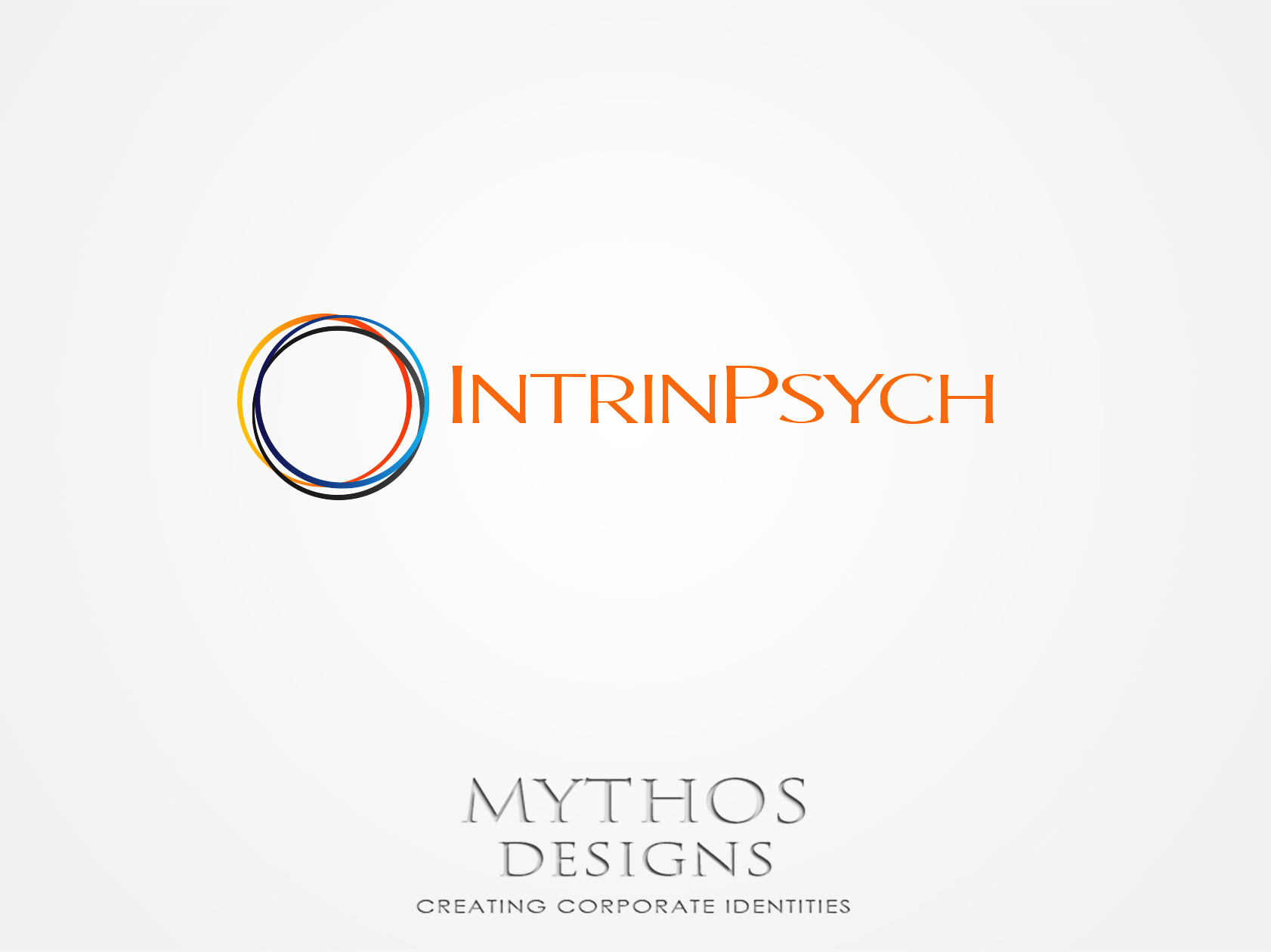 Logo Design by Mythos Designs - Entry No. 113 in the Logo Design Contest New Logo Design for IntrinPsych.