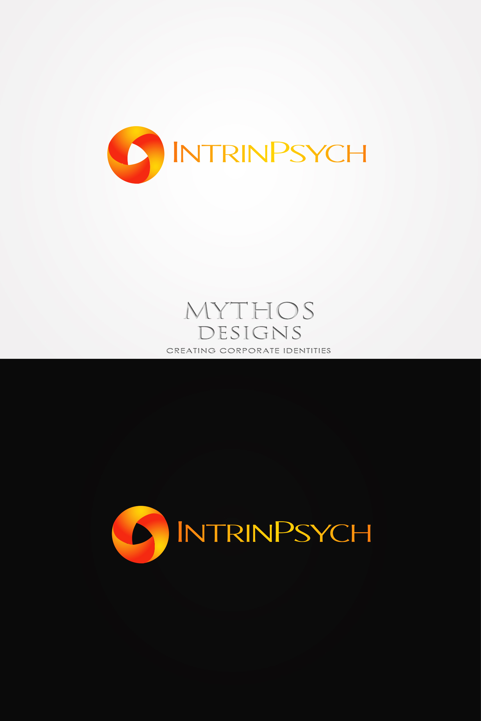 Logo Design by Mythos Designs - Entry No. 116 in the Logo Design Contest New Logo Design for IntrinPsych.