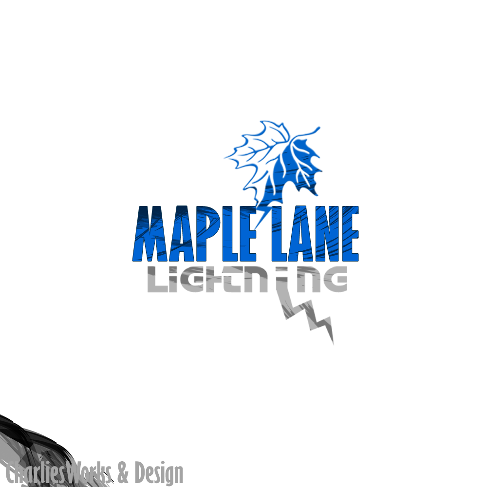 Logo Design by Charlies Pelones - Entry No. 54 in the Logo Design Contest Maple Lane Logo Design.