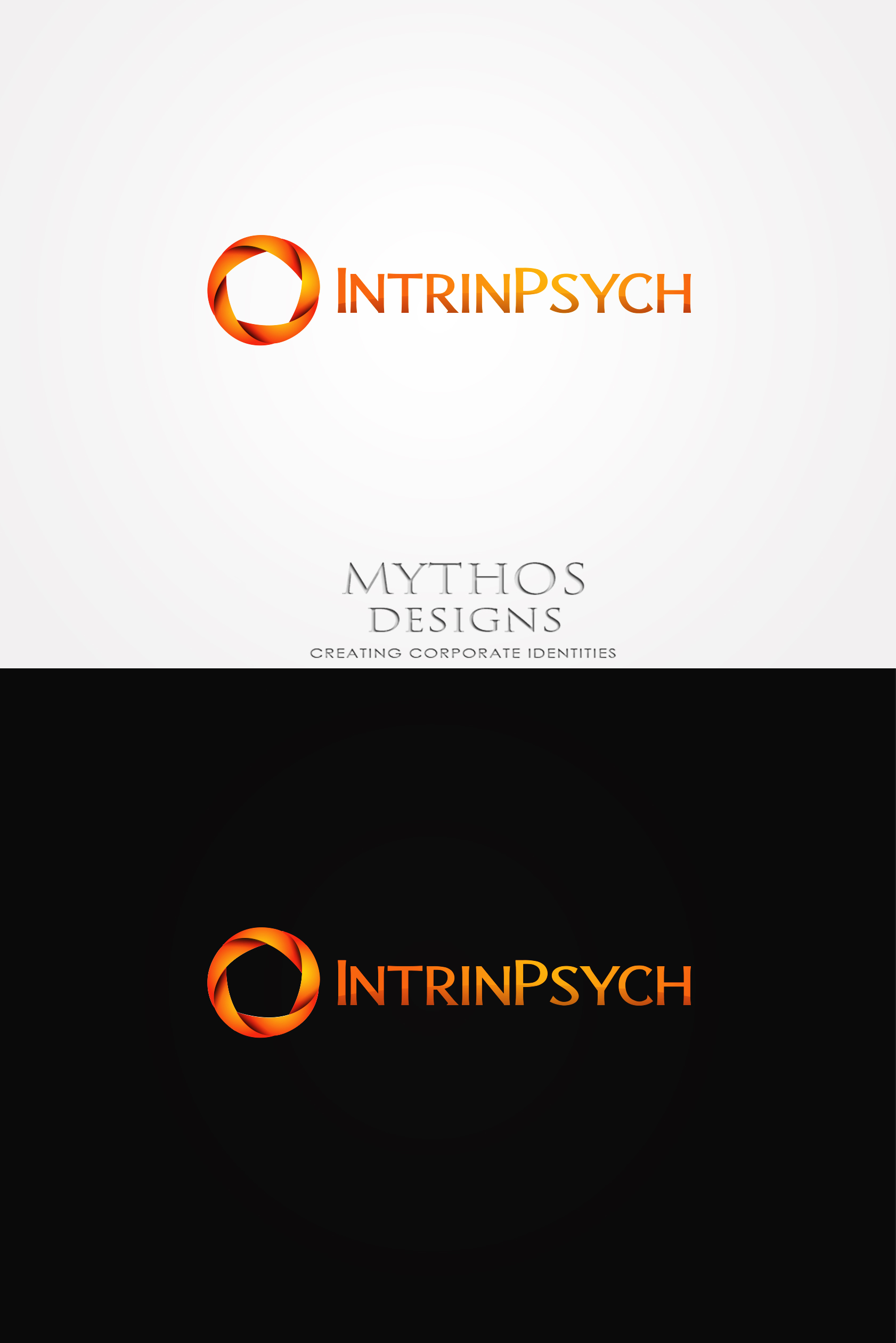 Logo Design by Mythos Designs - Entry No. 118 in the Logo Design Contest New Logo Design for IntrinPsych.