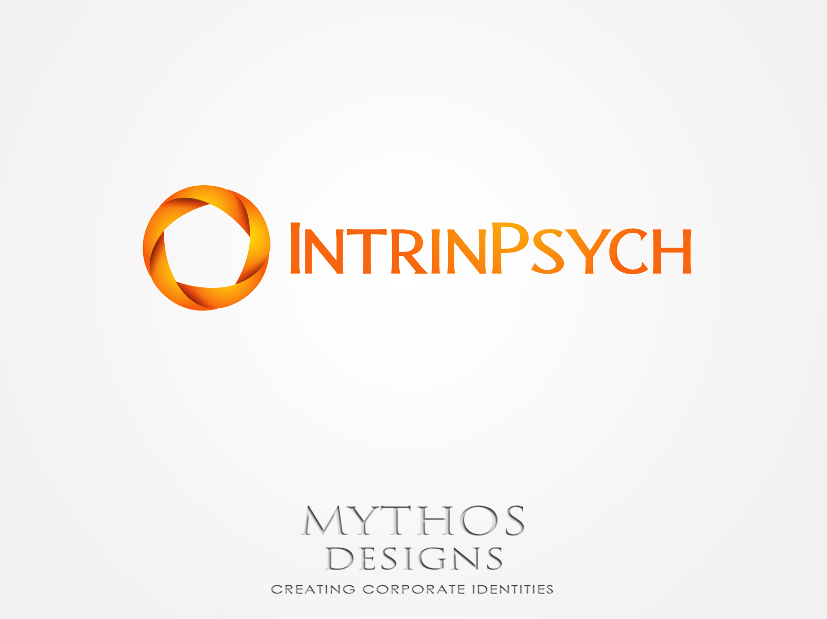 Logo Design by Mythos Designs - Entry No. 122 in the Logo Design Contest New Logo Design for IntrinPsych.