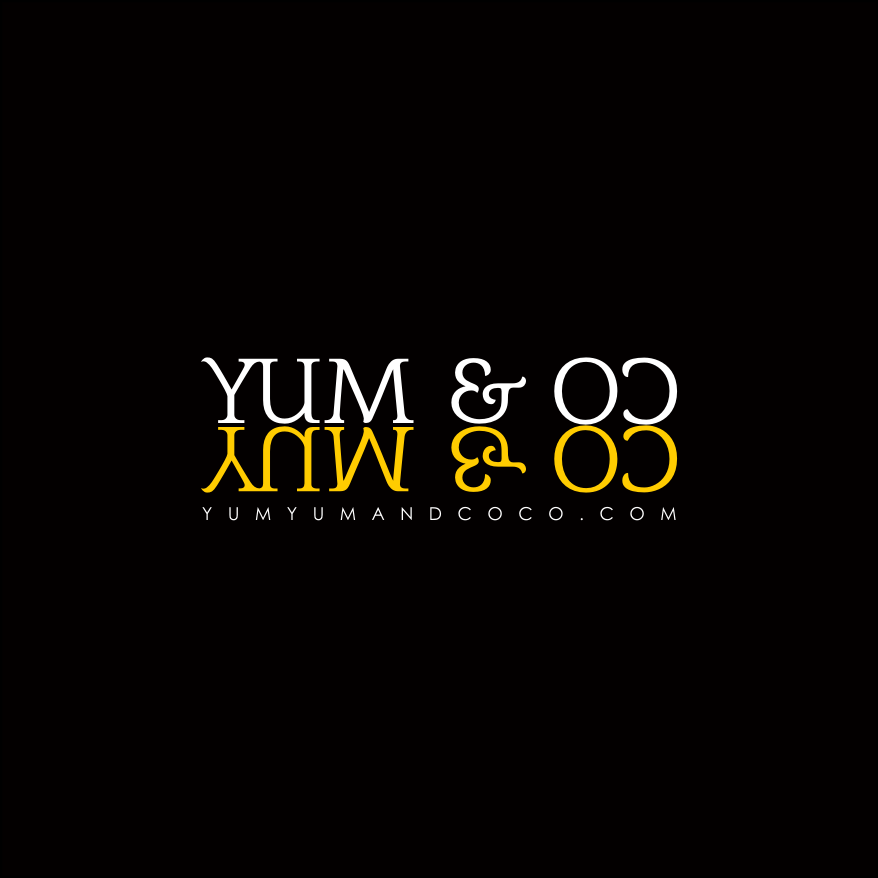 Logo Design by Private User - Entry No. 133 in the Logo Design Contest Logo Design for YumYum & CoCo.