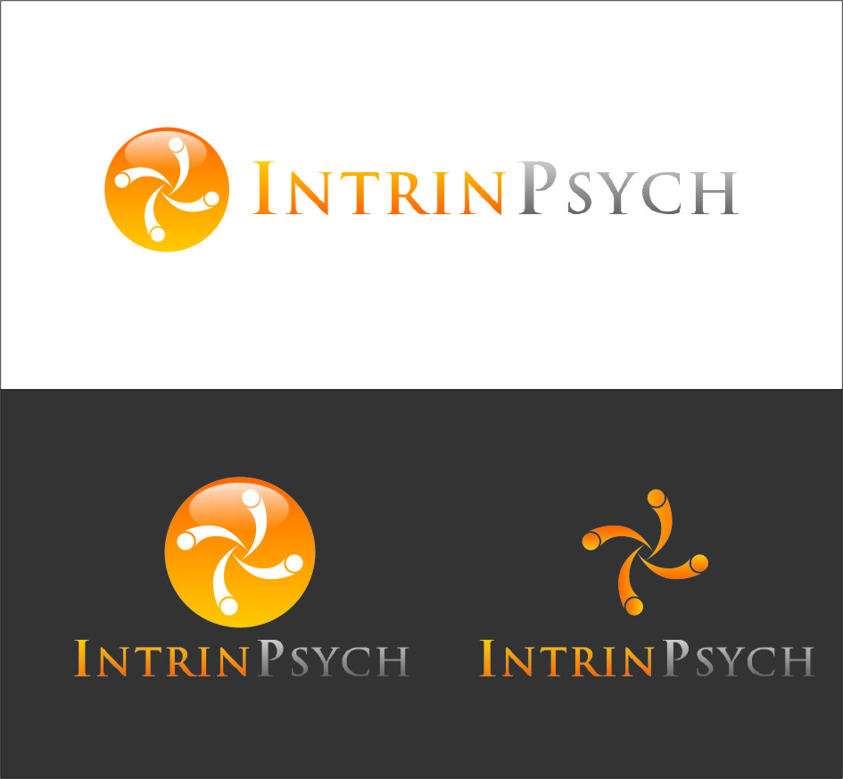 Logo Design by RoSyid Rono-Rene On Java - Entry No. 123 in the Logo Design Contest New Logo Design for IntrinPsych.