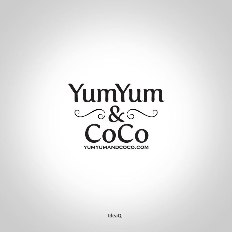 Logo Design by Private User - Entry No. 136 in the Logo Design Contest Logo Design for YumYum & CoCo.