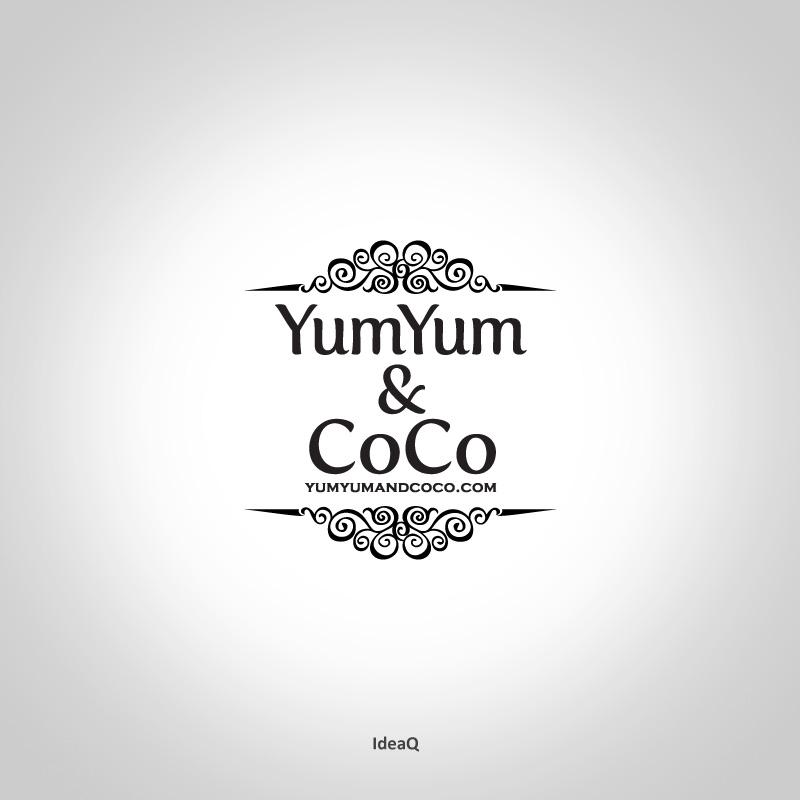 Logo Design by Private User - Entry No. 137 in the Logo Design Contest Logo Design for YumYum & CoCo.