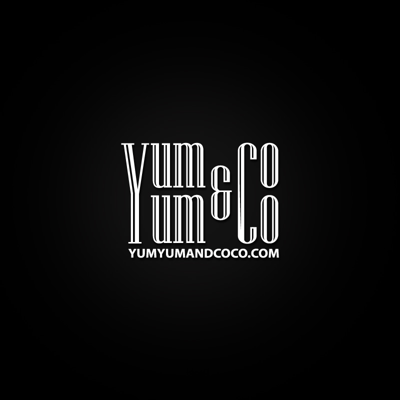 Logo Design by Private User - Entry No. 138 in the Logo Design Contest Logo Design for YumYum & CoCo.