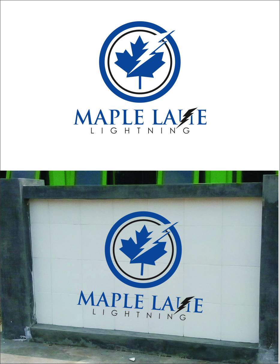 Logo Design by RasYa Muhammad Athaya - Entry No. 57 in the Logo Design Contest Maple Lane Logo Design.