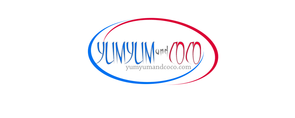 Logo Design by Charlies Pelones - Entry No. 139 in the Logo Design Contest Logo Design for YumYum & CoCo.