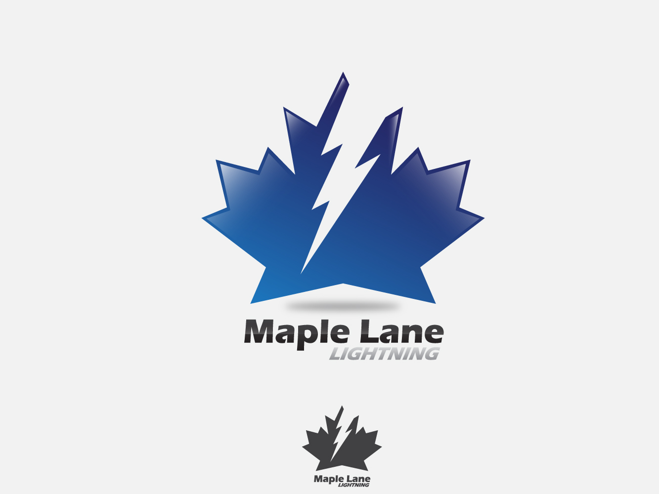Logo Design by Jerameel Cabautan - Entry No. 58 in the Logo Design Contest Maple Lane Logo Design.