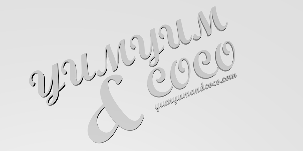 Logo Design by Charlies Pelones - Entry No. 140 in the Logo Design Contest Logo Design for YumYum & CoCo.