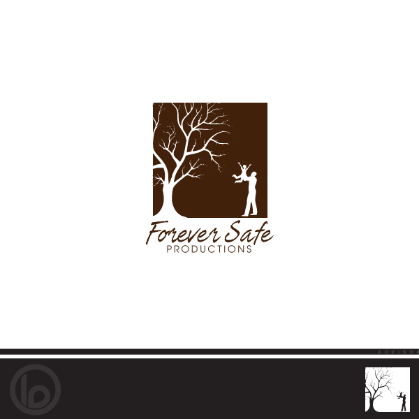 Logo Design by lumerb - Entry No. 33 in the Logo Design Contest Inspiring Logo Design for Forever Safe Productions.