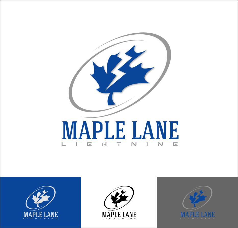 Logo Design by Ngepet_art - Entry No. 59 in the Logo Design Contest Maple Lane Logo Design.