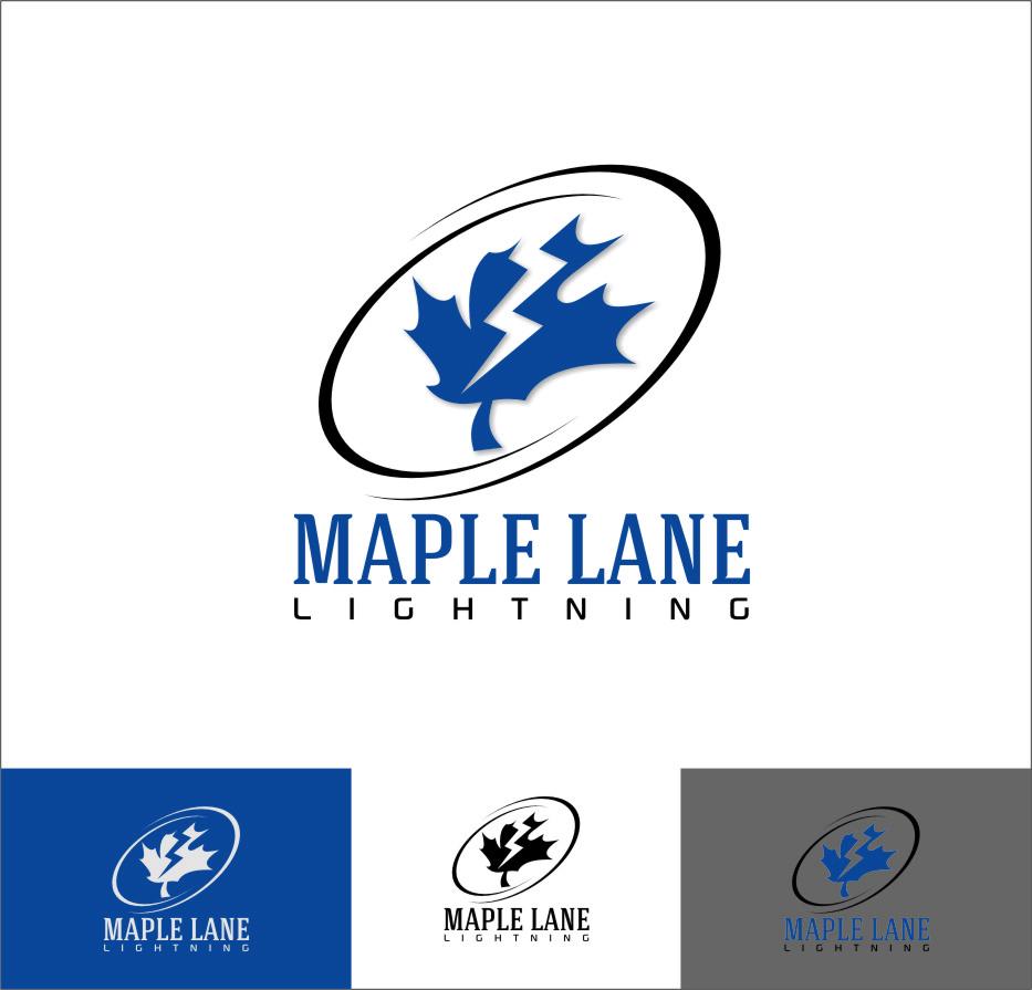 Logo Design by RasYa Muhammad Athaya - Entry No. 61 in the Logo Design Contest Maple Lane Logo Design.