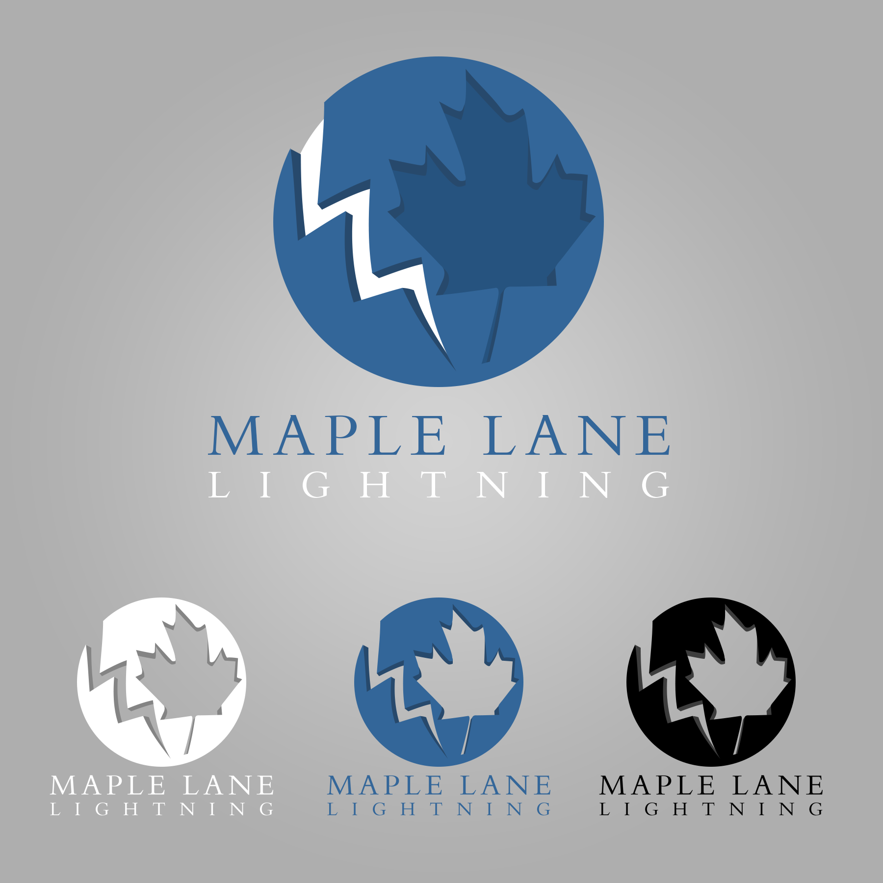 Logo Design by Lemuel Arvin Tanzo - Entry No. 62 in the Logo Design Contest Maple Lane Logo Design.